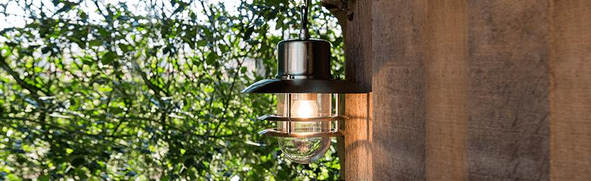 Zunanja viseča svetila