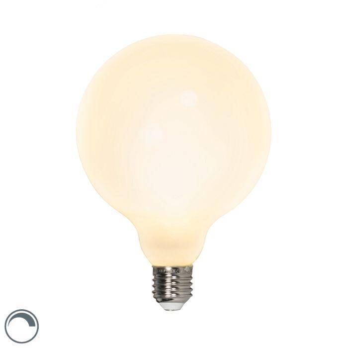 E27-zasenčena-LED-žarnica-G125-8W-900lm-2700-K.