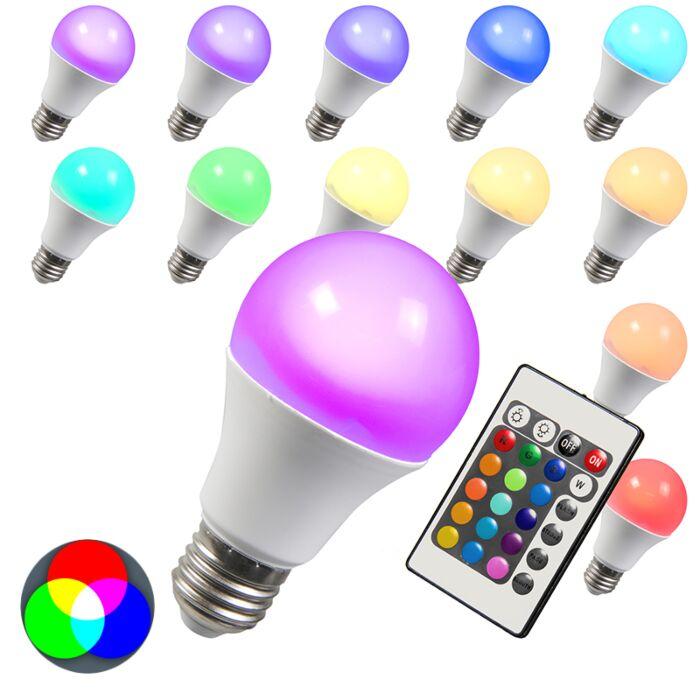 LED-žarnica-RGB-E27-3W