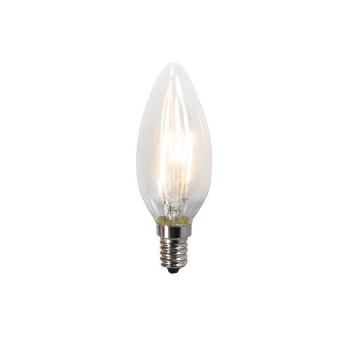 LED-žarnica-z-vijačnimi-nitami-C35-2W-2200K-prozorna