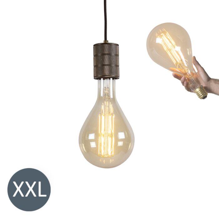 Viseča-svetilka-Splash-z-zatemnjeno-LED-svetilko