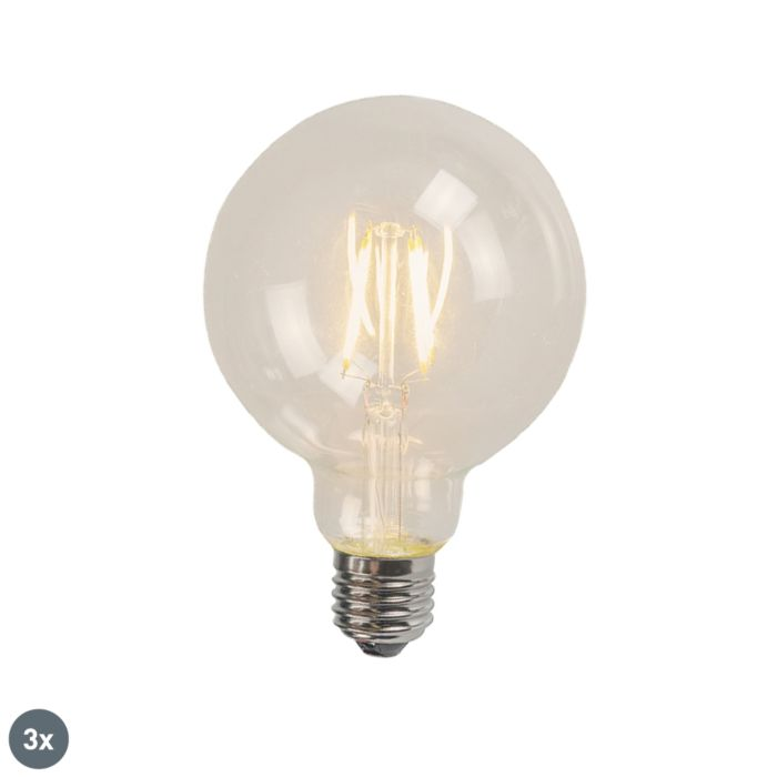 Komplet-3-E27-LED-žarilnih-nitk-G125-4W-470-lm-2700K