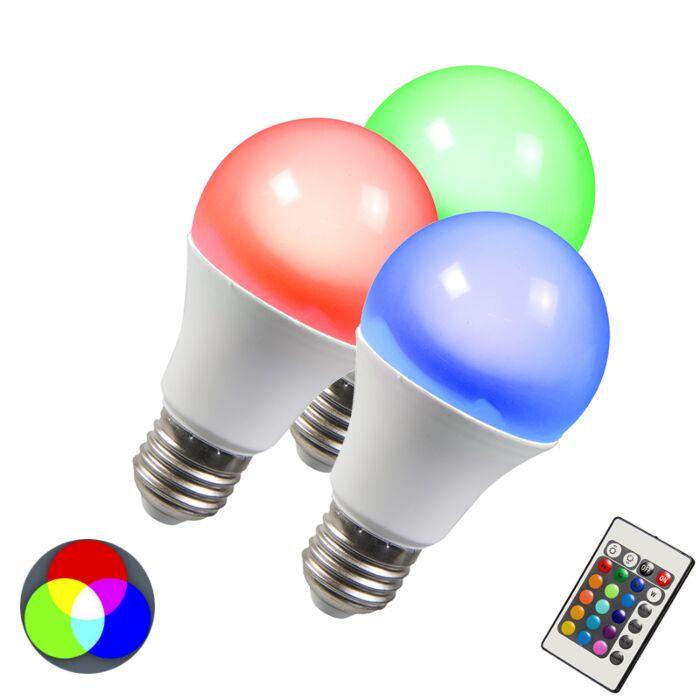 LED-žarnica-RGB-E27-3W-komplet-3
