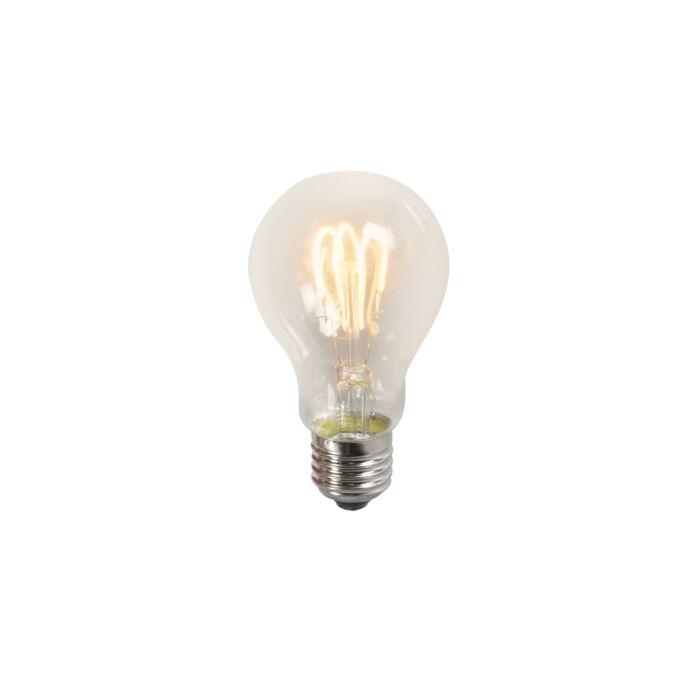 LED-žarnica-z-vijačnimi-nitami-A60-3W-2200K-prozorna