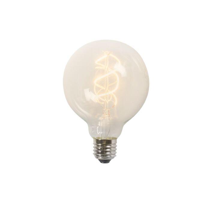 LED-žarnica-z-vijačnimi-nitami-G95-5W-2200K-prozorna