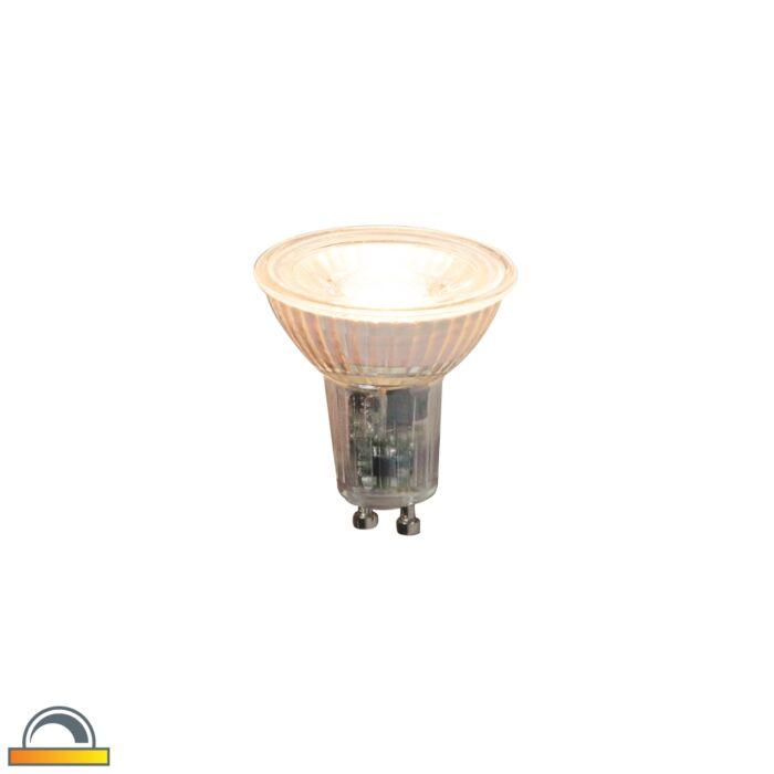 GU10-zatemnljiva-LED-svetilka-5,5W-360lm-2000K---2700K