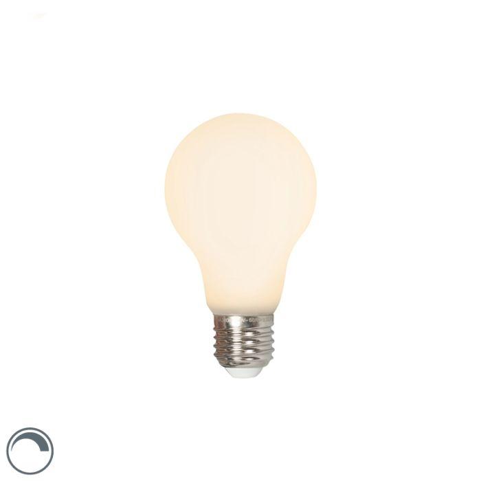LED-E27-240V-4W-380lm-zatemnitveno