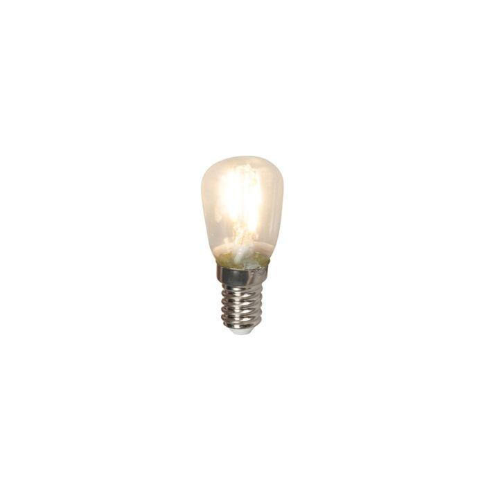LED-žarnica-z-žarilno-nitko-E14-240V-1W-100lm-T26