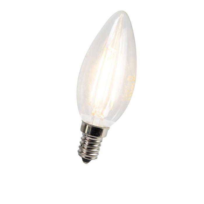 LED-žarnica-z-žarilno-nitko-E14-3W-300-lumnov
