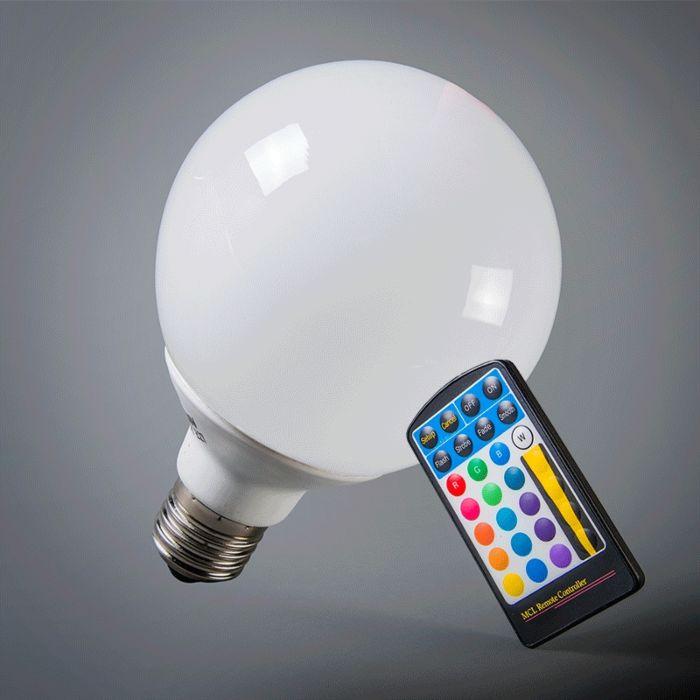 LED-globus-E27-RGB-95mm-z-daljinskim-upravljalnikom