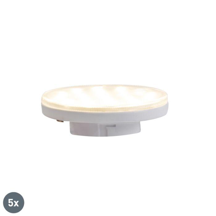 Komplet-5-3-stopenjskih-LED-žarnic-GX53-3W-350-lm-3000K