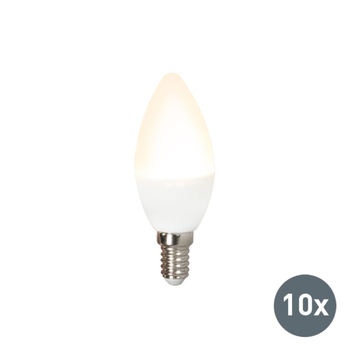 Komplet-10-LED-svetilk-C37-E14-3W-3000K