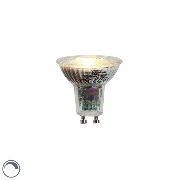 GU10-LED-žarnica-6W-450-lumnov-2700K-zatemnitev