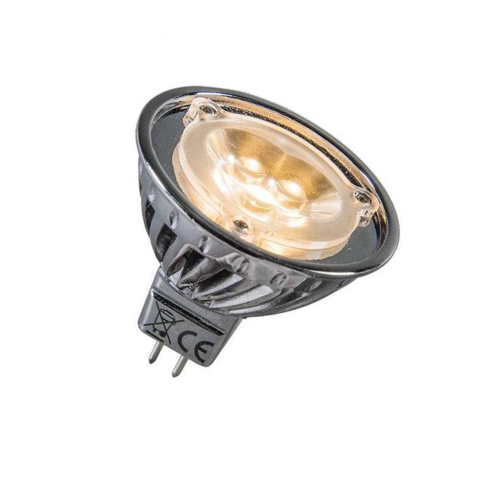 Napajalna-LED-12V-MR16-3-x-1W-=-približno-30W-toplo-bela
