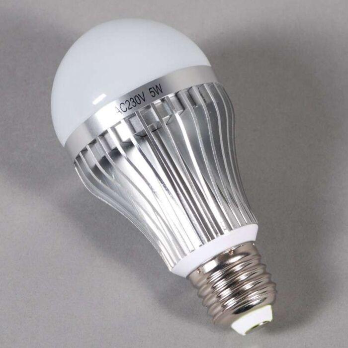 LED-žarnica-z-žarilno-nitko-E27---5W-=-45W-luč