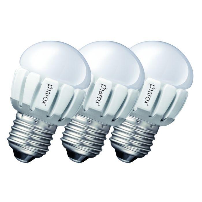Komplet-3-Pharox-LED-200-P45-E27-5W-230V