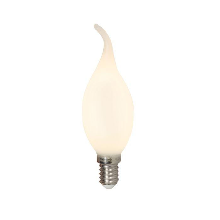 Svetilka-z-LED-konico-E14-240V-3,5W-300lm-zatemnitvena