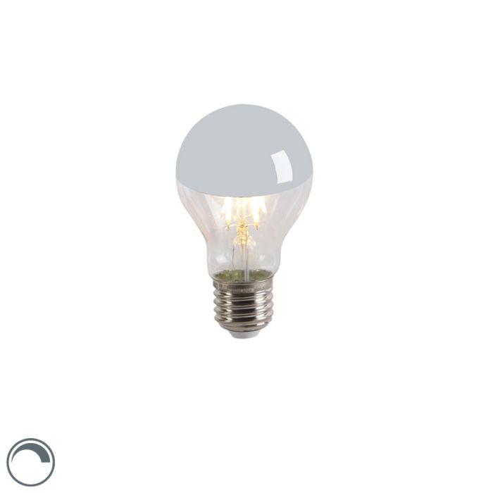 LED-ogledalo-z-žarilno-nitko-z-žarilno-nitko-E27-240V-4W-300lm-A60-zatemnljivo