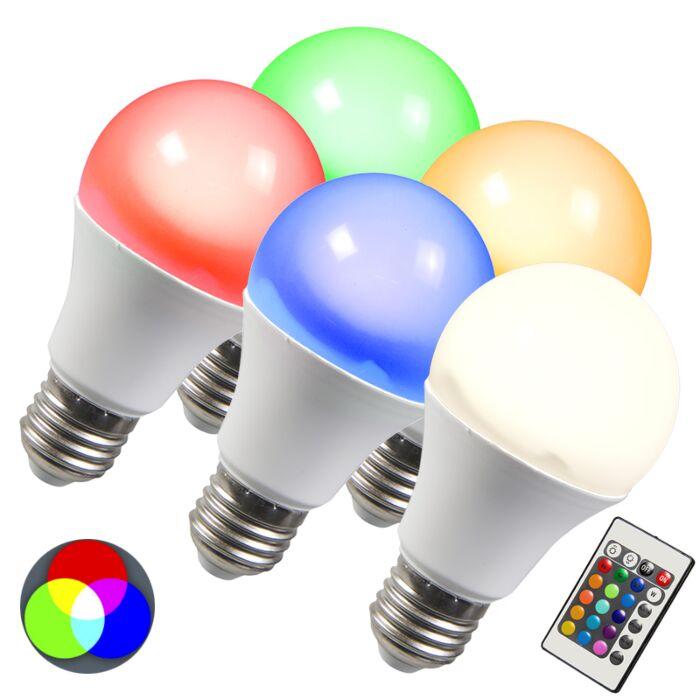 LED-žarnica-RGB-E27-3W-komplet-5