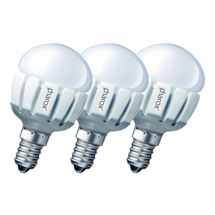 Komplet-3-Pharox-LED-200-P45-E14-5W-230V