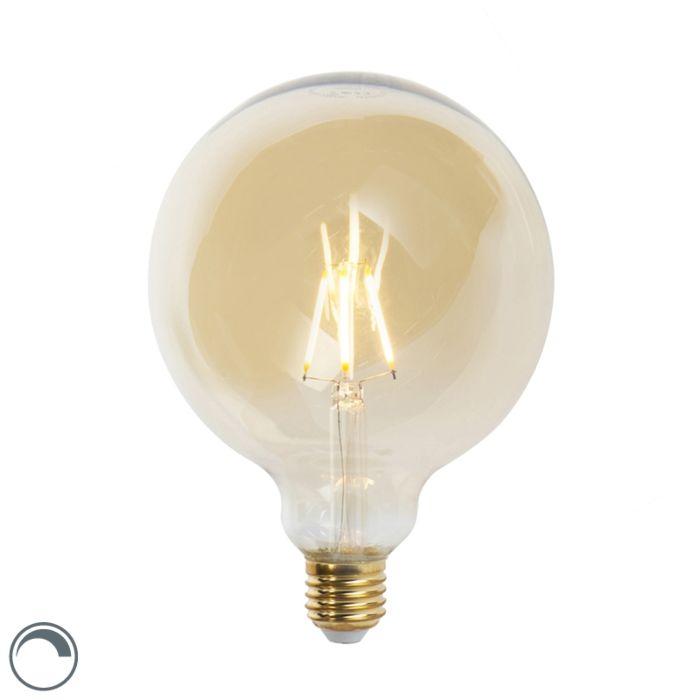 E27-LED-žarnica-z-žarilno-nitko-G125-goldline-360-lumnov-2200K