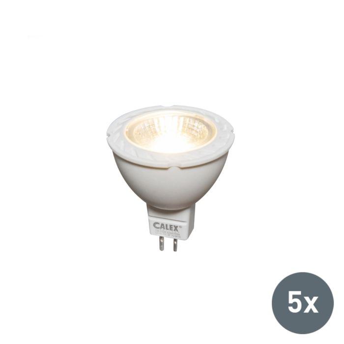 Komplet-5-LED-žarnic-MR16-7W-550-lumnov