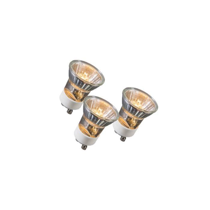 Komplet-3-halogenskih-žarnic-GU10-35W-230V-35mm