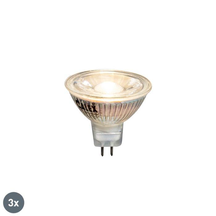 Komplet-3-LED-žarnice-3W-230-lumnov