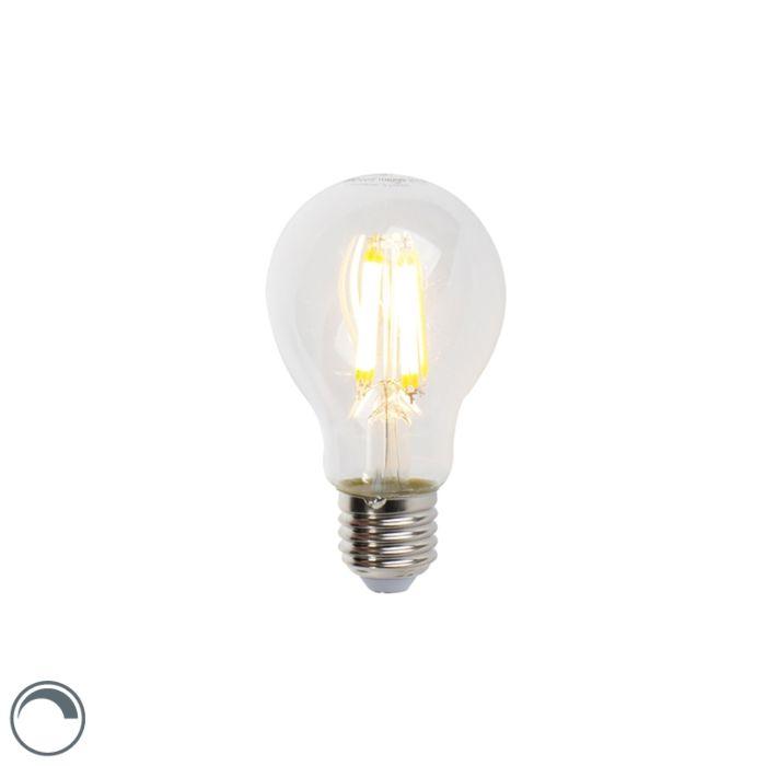 LED-žarnica-z-žarilno-nitko-E27-7W-806lm-A60-zatemnljiva-prozorna