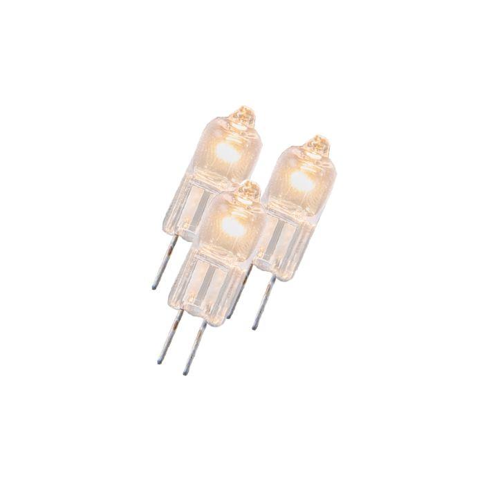 Komplet-3-halogenih-žarnic-G4-5W-12V-prozorna