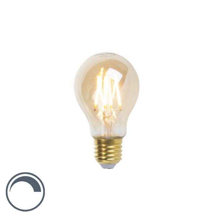 LED-žarnica-z-žarilno-nitko-E27-5W-360lm-A60-zatemnitev