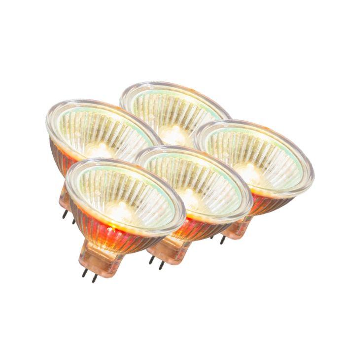 Komplet-5-halogenih-MR16-12V-23W