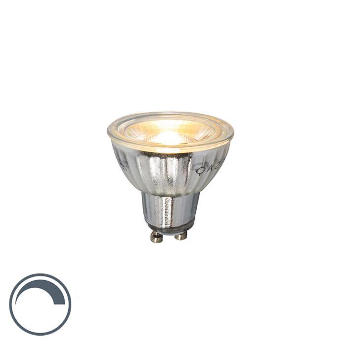 GU10-LED-žarnica-230V-5W-380LM-2700K-zatemnitev