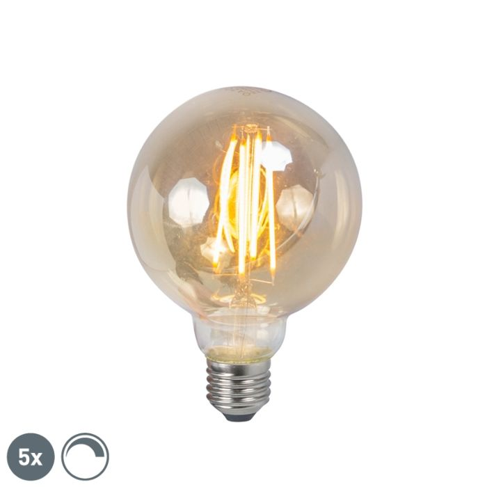 Komplet-5-dimnih-LED-žarnic-z-žarilno-nitko-E27-5W-450lm-2200K