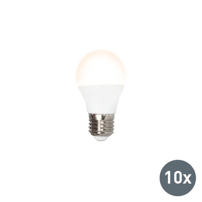 Komplet-10-LED-svetilk-P45-E27-3W-3000K