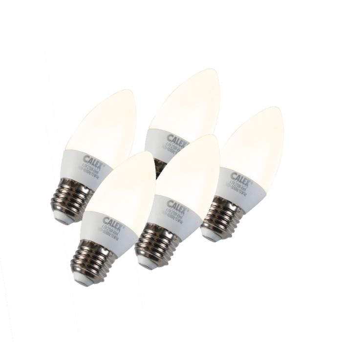 Komplet-5-svečk-LED-E27-5W-240V-2700K-zatemnitve