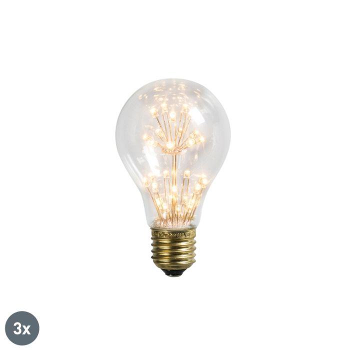 Komplet-3-LED-svetilk-E27-1,5W-/-136LM