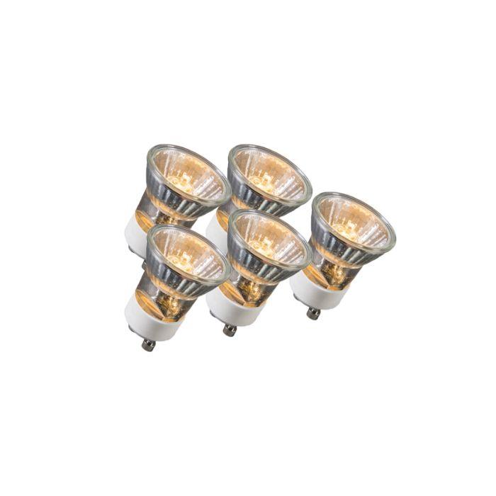 Komplet-5-GU10-halogenske-žarnice-35W-230V-35mm