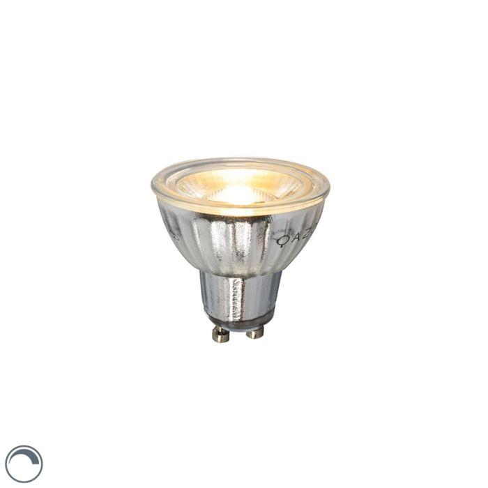 GU10-LED-žarnica-7W-500LM-2700K-zatemnitvena