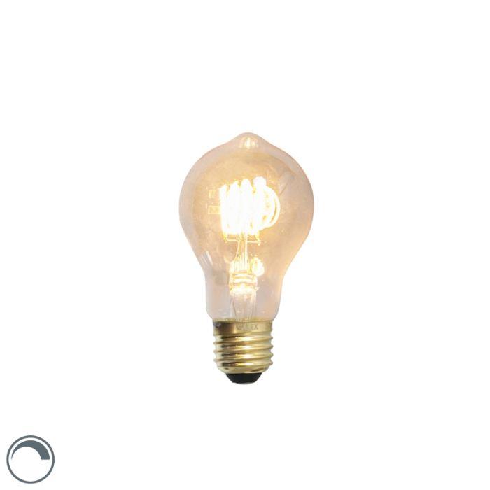 LED-zvita-žarnica-z-žarilno-nitko-E27-240V-4W-200lm-zatemnitvena