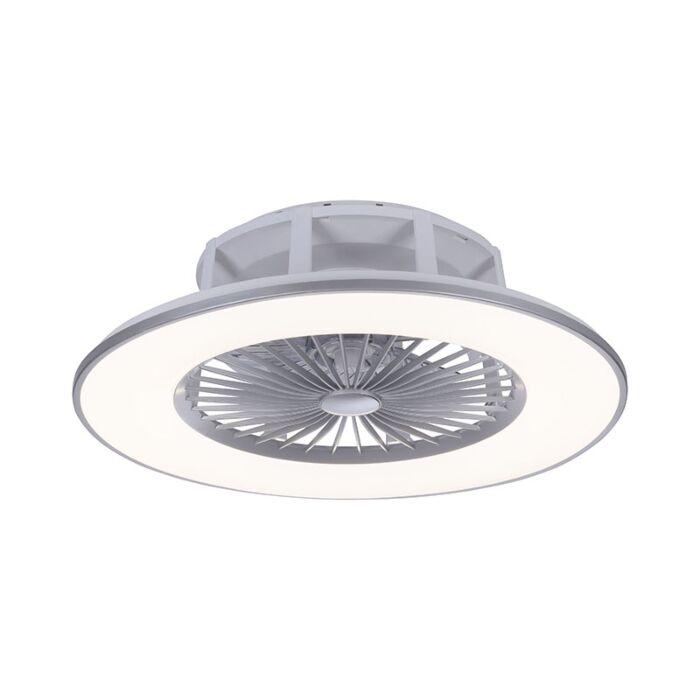 Dizajn-stropnega-ventilatorja-sive-barve,-vključno-z-LED-2700---5000K---Maki