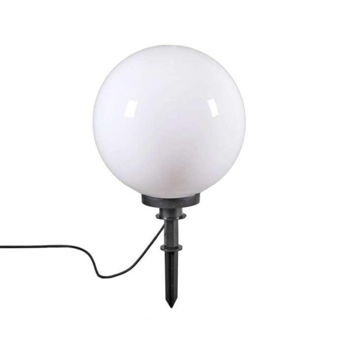 Sodobna-zunanja-svetilka-s-konico-40-cm-IP44---Sphere
