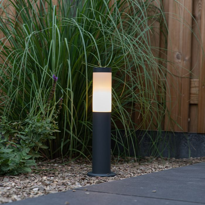 Zunanja-svetilka-antracit-45-cm-IP44---Rox