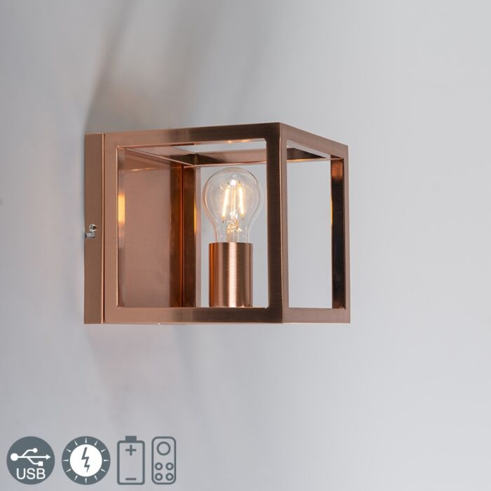 Stenska-svetilka-Kletka-1-bakrena-svetilka