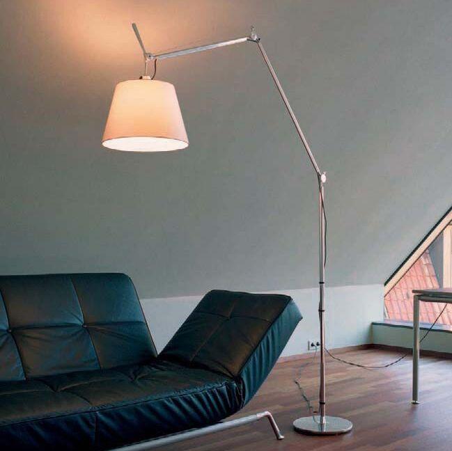 Stoječa-svetilka-aluminij-s-senčilom---Artemide-Tolomeo-Mega-Terra